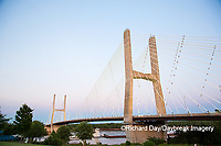 65095-02407 Bill Emerson Memorial Bridge over Mississippi River Cape Girardeau, MO