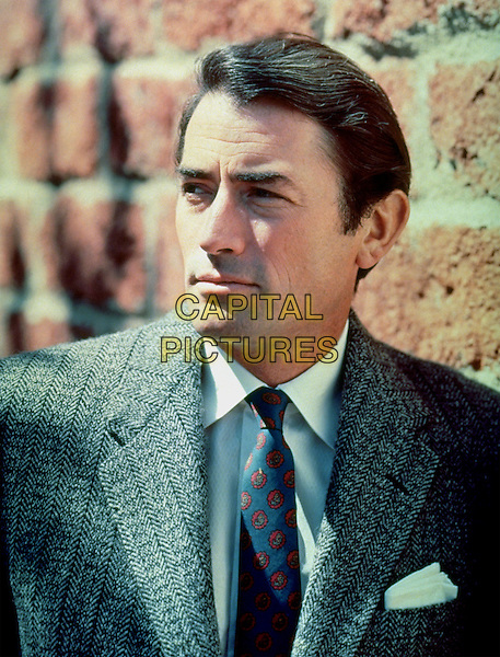 Gregory Peck  .*Filmstill - Editorial Use Only*.CAP/PLF.Supplied by Capital Pictures.
