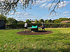 Outdoor Table Tennis, Hampstead Heath, Highgate Road<br />