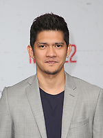 WESTWOOD, CA - AUGUST 9: Iko Uwais, at Premiere Of STX Films' &quot;Mile 22&quot; at The Regency Village Theatre in Westwood, California on August 9, 2018.<br /> CAP/MPIFS<br /> &copy;MPIFS/Capital Pictures