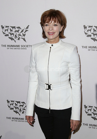 HOLLYWOOD, CA - MAY 07: Frances Fisher attends The Humane Society of the United States' to the Rescue Gala at Paramount Studios on May 7, 2016 in Hollywood, California. Credit: Parisa/MediaPunch.