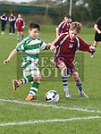 Drogheda Schoolboy league U-12 Adam Kelly Midlands Schoolboy League Jock O'Donnell . Photo:Colin Bell/pressphotos.ie