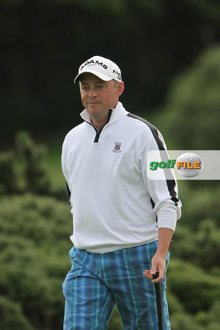 Mark Murphy (IRL) on the 3rd on Day 3 of the 2012 Irish Open at Royal Portrush Golf Club, Portrush, Co.Antrim, 30/6/12...(Photo Jenny Matthews/www.golffile.ie)