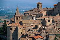 Italien, Toskana, Anghiari