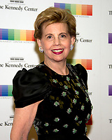 Adrienne Arsht arrives for the formal Artist's Dinner honoring the recipients of the 40th Annual Kennedy Center Honors hosted by United States Secretary of State Rex Tillerson at the US Department of State in Washington, D.C. on Saturday, December 2, 2017. The 2017 honorees are: American dancer and choreographer Carmen de Lavallade; Cuban American singer-songwriter and actress Gloria Estefan; American hip hop artist and entertainment icon LL COOL J; American television writer and producer Norman Lear; and American musician and record producer Lionel Richie. Photo Credit: Ron Sachs/CNP/AdMedia