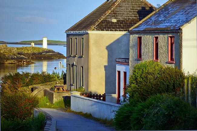 June 10, 2012; Inishbofin, Ireland..Photo by Matt Cashore/University of Notre Dame