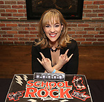 Analisa Leaming attends the 'School of Rock' Celebrates Two Years on Broadway at the Brazen Tavern in New York City.