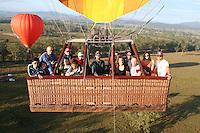 20131113 November 13 Hot Air Balloon Gold Coast