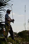 DORAL, FL. - Phil Mickelson during final round play at the 2009 World Golf Championships CA Championship at Doral Golf Resort and Spa in Doral, FL. on March 15, 2009