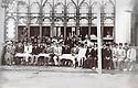 Iran 1935? .1st line, 5th right, Qazi Mohammed in Tabriz? .Iran 1935? .Ier rang, 5eme droite, Qazi Mohammed a Tabriz?