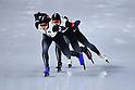 PyeongChang 2018: Speed Skating: Ladies' Team Pursuit Semi-Final
