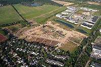 Olande: EUROPA, DEUTSCHLAND, SCHLESWIG-HOLSTEIN, GLINDE 21.09.2005: Neubaugebiet Olande, Wohnungsbau