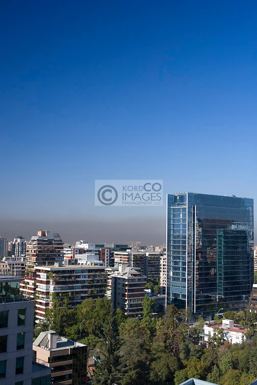 FINANCIAL DISTRICT  SANTIAGO CHILE
