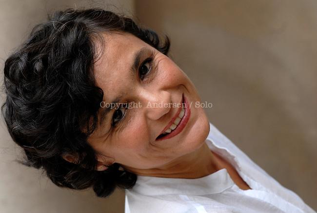 Mariolina Venezia, Italian writer.