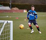 30.3.2018: Rangers training:<br /> Declan John