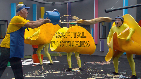 Celebrity Big Brother 2017<br /> Task.<br /> *Editorial Use Only*<br /> CAP/KFS<br /> Image supplied by Capital Pictures