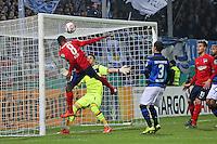 27.10.2015: FSV Frankfurt vs. Hertha BSC Berlin