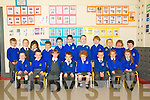 Killocrim NS: Catherine O'Driscoll's Class in Killocrim NS. Front: Mia Kennedy O'Brien, Cobhen Heaphy, Saoirse Ogden Lucey, Conor Stack, Shauna White, Trevin Chute, Leanne Collins & Kate Enright. Back : Ernestas Samuilovas, Stephanie Sheahan, Sophie Stack, Kyle Broderick, Gabriel Gabrielyan, Louis O'Sullivan, Padraig Harnett, Jamie McEneaney, Chloe Dillon, Aaron O'Keeffe Irwin  & Rory Buckley.