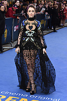 LONDON, UK. April 24, 2019: Lily Collins arriving for the &quot;Extremely Wicked, Shockingly Evil And Vile&quot; premiere at the Curzon Mayfair, London.<br /> Picture: Steve Vas/Featureflash