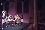 1080 - ART DE LA FUGUE (2017)<br /> <br /> Mi&eacute; Coquempot chor&eacute;graphie<br /> Sur des musiques de :<br /> Jean-S&eacute;bastien Bach L&rsquo;art de la Fugue BWV1080 interpr&eacute;t&eacute; par Evgeni Koroliov piano<br /> Georgesound &amp; SilverLouzy traffic Son<br /> Cynthia Fleury, Mi&eacute; Coquempot, Maud Pizon, Nina Vallon, L&eacute;a Lansade, J&eacute;r&ocirc;me Brabant textes<br /> Julien Andujar, Jazz Barb&eacute;, J&eacute;r&ocirc;me Brabant, Alexandra Damasse, Charles Essombe, L&eacute;a Lansade, Philippe Lebhar, Maud Pizon, Nina Vallon, Pascal Saint-Andr&eacute; interpr&egrave;tes<br /> Audrey Bodiguel assistante chor&eacute;graphique<br /> Agn&egrave;s Coutard assistante tourn&eacute;e<br /> Fran&ccedil;oise Michel lumi&egrave;res<br /> La Bourette - Pascal Saint-Andr&eacute; costumes<br /> Compagnie : K622<br /> Date : 01/09/2018<br /> Lieu : Abbaye de Royaumont - R&eacute;fectoire des moines<br /> <br /> Credit photo : Laurent Paillier / Fondation Royaumont