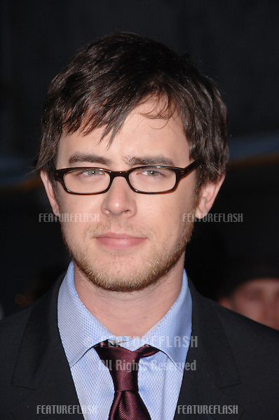 Actor COLIN HANKS at the Los Angeles premiere of his new movie Standing Still..April 10, 2006 Los Angeles, CA.© 2006 Paul Smith / Featureflash