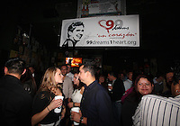 Fans at Jaime's charity party during festivities surrounding the final appearance of Jaime Moreno in a D.C. United uniform, at RFK Stadium, in Washington D.C. on October 23, 2010. Toronto won 3-2.