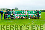 The Ballyduff team that  defeated  by Listowel Emmetts in the semi-final of the Bernard O'Callaghan Memorial Senior football Championship sponsored by McMunn bar & Restaurant played in Brosna  on Sunday last.