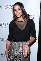 LOS ANGELES, CA, USA - DECEMBER 14:  Dania Ramirez arrives at the Wayke Up Fundraiser presented by Wildfox and Ladygunn Magazine hosted by Nikki Reed held at the Sofitel Hotel on December 14, 2014 in Los Angeles, California, United States. (Photo by David Acosta/Celebrity Monitor)