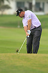 John Bickerton (ENG) in action on the 8th hole during Day 2 Friday of the Open de Andalucia de Golf at Parador Golf Club Malaga 25th March 2011. (Photo Eoin Clarke/Golffile 2011)