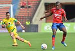 Independiente Medellín igualó 1-1 ante Leones. Fecha 9 Liga Águila II-2018.