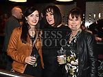 Sam O'Reilly, Leighanne Connor and Siobhan Moore at The Prodigy Sons fundraiser for Ella hewitt in The Crescent Concert Hall. Photo:Colin Bell/pressphotos.ie