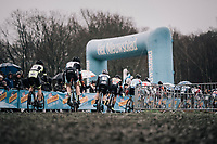 Elite Men's Race<br /> GP Sven Nys / Belgium 2018