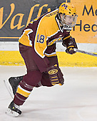 Kris Chucko - The University of Minnesota Golden Gophers defeated the University of North Dakota Fighting Sioux 4-3 on Saturday, December 10, 2005 completing a weekend sweep of the Fighting Sioux at the Ralph Engelstad Arena in Grand Forks, North Dakota.