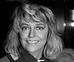 Dorothy Malone on September 24, 1983 at The Sheraton Centre's Hotel in New York City.