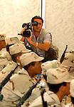 Iraqi reporter