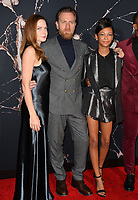 "LOS ANGELES, USA. October 30, 2019: Rebecca Ferguson, Ewan McGregor & Kyliegh Curran  at the US premiere of ""Doctor Sleep"" at the Regency Village Theatre.<br /> Picture: Paul Smith/Featureflash"