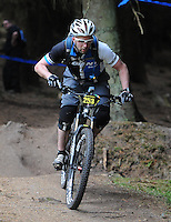 18th May 2014; Damian Mulchrone, Gravity Enduro Mountain Biking Round 2, Ticknock Hill, Co Dublin. Picture credit: Tommy Grealy/actionshots.ie.