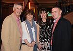 Matt and Helen O'Neill, Helen and Diarmuid O'Mahony, Killarney,  at the show by mimic and comedian Oliver Callan at the Inec, Killarney on Saturday  night.  Picture: Eamonn Keogh ( MacMonagle, Killarney)