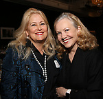 Paula Marie Black and Susan Stroman attends the Vineyard Theatre's Annual Emerging Artists Luncheon at The National Arts Club on June 6, 2017 in New York City.