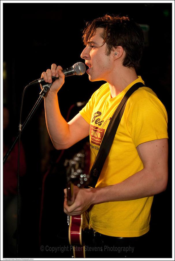 Savage Nomads - 05-11-2010 - Hope & Anchor