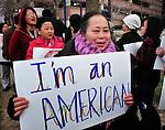 Hmong Protest Racism at Minesota Radio Station