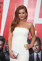 WESTWOOD, CA - JUNE 07: Actor Isla Fisher arrives for the Premiere Of Warner Bros. Pictures And New Line Cinema's 'Tag' held at Regency Village Theatre on June 7, 2018 in Westwood, California. <br /> CAP/ADM/FS<br /> &copy;FS/ADM/Capital Pictures