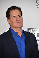LOS ANGELES, CA. November 20, 2016: Businessman Mark Cuban at the 2016 American Music Awards at the Microsoft Theatre, LA Live.<br /> Picture: Paul Smith/Featureflash/SilverHub 0208 004 5359/ 07711 972644 Editors@silverhubmedia.com