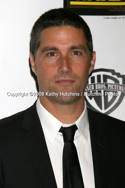 Matthew Fox.Warner Brothers Event - ShoWest.Paris Hotel & Casino.Las Vegas, NV.Match 13.2008.©2008 Kathy Hutchins / Hutchins Photo....
