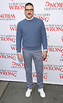 Zachary Quinto attends 'The Play That Goes Wrong' Broadway Opening Night at the Lyceum Theatre on April 2, 2017 in New York City.