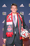 16 January 2014: Nick Hagglund was selected with the tenth overall pick by Toronto FC. The 2014 Major League Soccer SuperDraft was held at the NSCAA Annual Convention in the Pennsylvania Convention Center in Philadelphia, Pennsylvania.