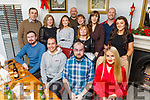 Salaso Group from the Tom Crean Centre enjoying their Christmas party on Friday in Bella Bia.<br /> Seated l to r: Peter O'Connor, Corey Mangan, Chris O'Brien and Nicole McEllistrim.<br /> Back l to r: John Rice, Mary Molyneaux, Roisin Hall, Ryan Clarke, Liz O'Connor, Gerri Rice, Aoife Flanagan, Rob Lacey and Susan Horgan.