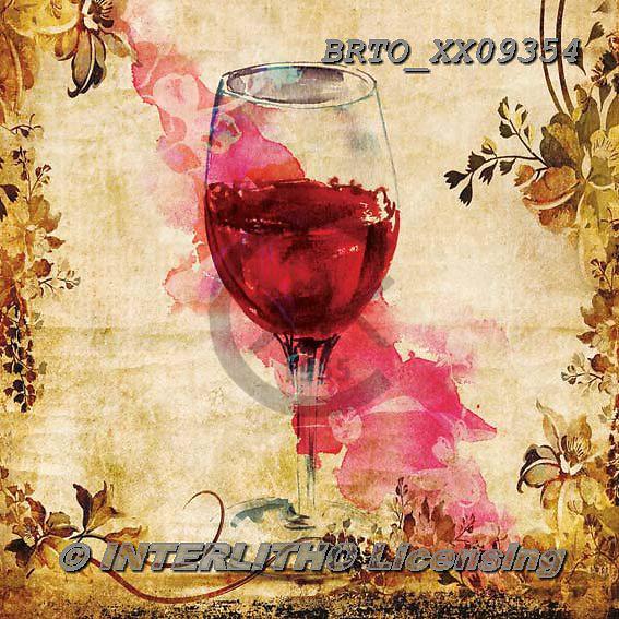 Alfredo, STILL LIFE STILLLEBEN, NATURALEZA MORTA, paintings+++++,BRTOXX09354,#i# ,wine ,wine