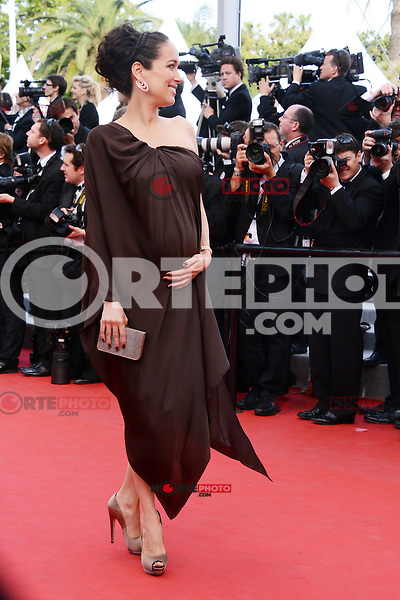 """Carmen Chaplin attending the """"De Rouille et D'os"""" Premiere during the 65th annual International Cannes Film Festival in Cannes, 17th May 2012...Credit: Timm/face to face /MediaPunch Inc. ***FOR USA ONLY***"""