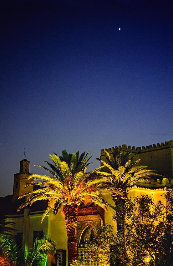 The Medina (Fes el-Bali) Old Fes, Fez (Fes), Morocco